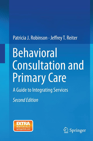 Behavioral Consultation and Primary Care 2nd Edition BookCover