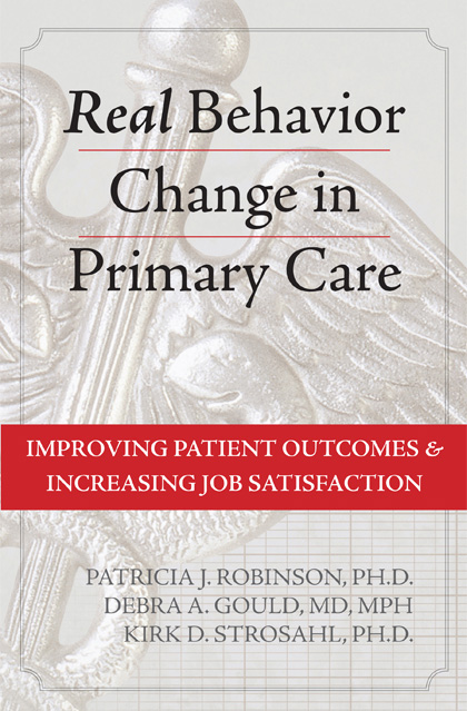 Real Behavior Change in Primary Care Book Cover