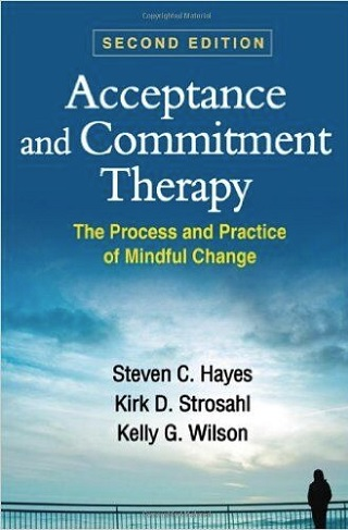 Acceptance and Commitment Therapy Book Cover